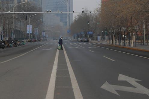 Image result for empty streets corona virus